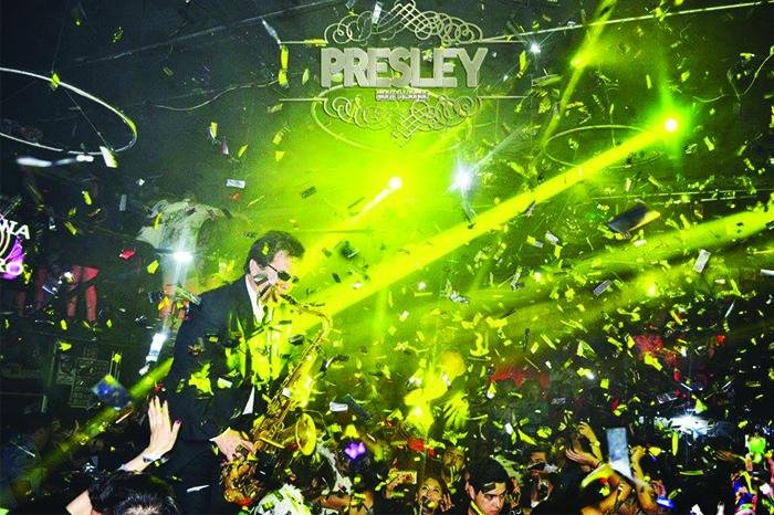 Presley night club