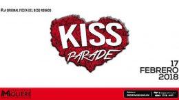kiss parade 2018