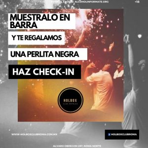 check in holbox club roma