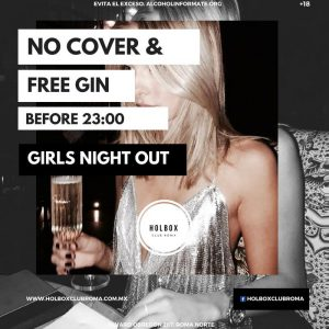 chicas no cover holbox club roma