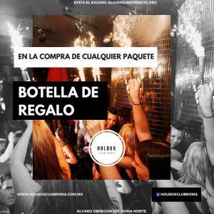 promoción 2 holbox club roma