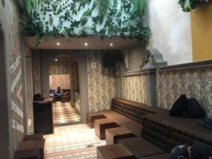 holbox club roma instalaciones
