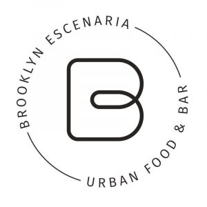 logo brooklyn rooftop escenaria