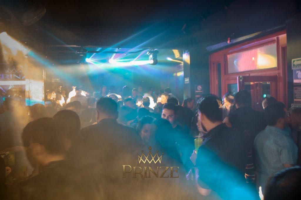 Prinze Club condesa reggaeton cdmx