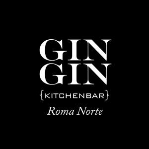Gin gin Roma Logo