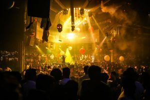 Palladium acapulco night club