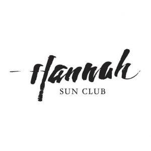 logo hannah sun club acapulco