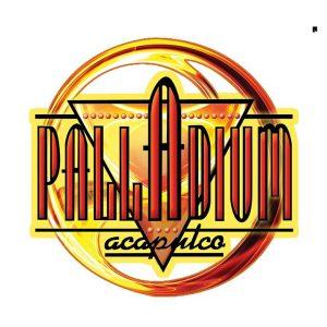 logo palladium acapulco antro