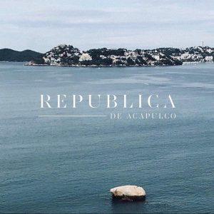 logo república de acapulco