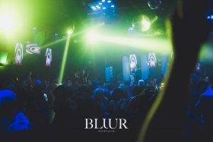 bluur night club monterrey