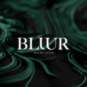 logo bluur night club monterrey