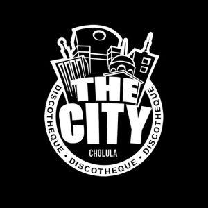 the city cholula logo antro
