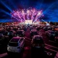 Llegan los auto conciertos en julio