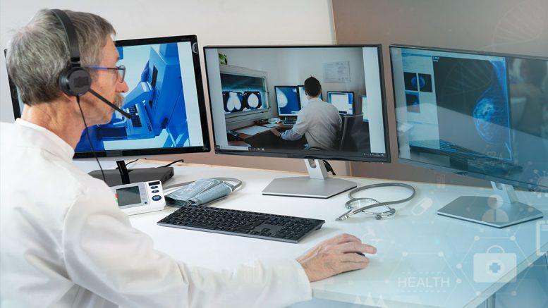 Telemedicina, la nueva manera de atención medica virtual