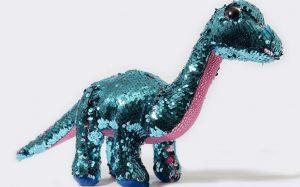 Dinosaurio que mide la gravedad